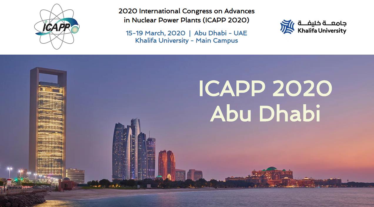 ICAPP 2020