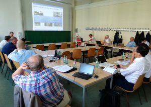 Project Meeting in Dresden